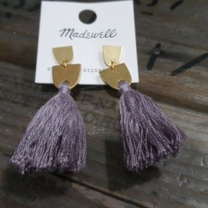 Madewell earrings